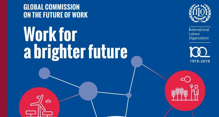 """Relatório """"Work for a brighter future"""""""